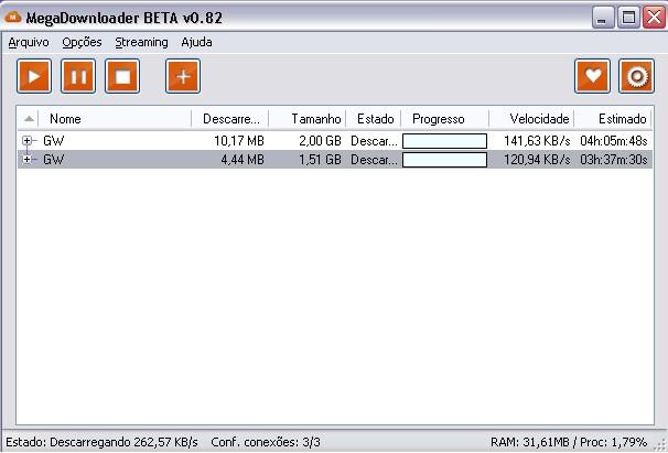 Portable MegaDownloader 1 7 PT-BR [ULTRA EXCLUSIVO] –  ::Games